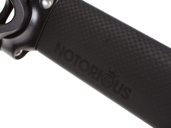 BLB Notorious Carbon Seatpost-676