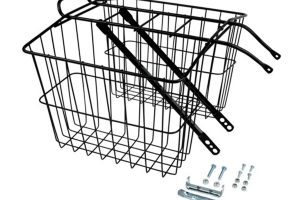Wald 520 Twin Carrier Basket-6012
