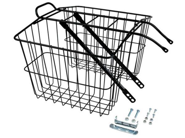 Wald 520 Twin Carrier Basket-6012