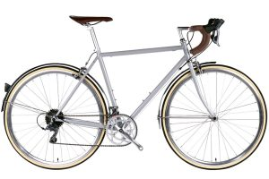 6KU Troy Stadsfiets 16 Speed Highland Grijs