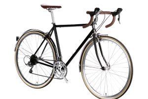 6KU Troy Stadsfiets 16 Speed Del Rey Zwart-445
