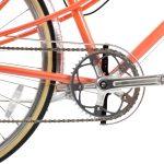 BLB Lola 8 Speed Ladies Bike Apricot-537