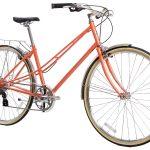 BLB Lola 8 Speed Ladies Bike Apricot-538