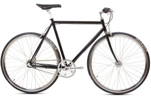 BLB Classic Commuter 3 Speed Zwart