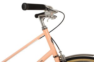 BLB Cleo Single Speed Ladies Bike Peach-532
