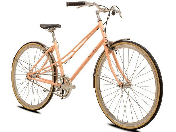 BLB Cleo Single Speed Ladies Bike Peach-534