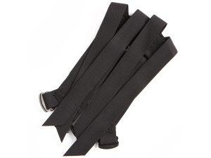 Veganski Metal Pedal Straps-1538