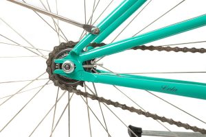 BLB Cleo Single Speed Ladies Bike Emerald-528