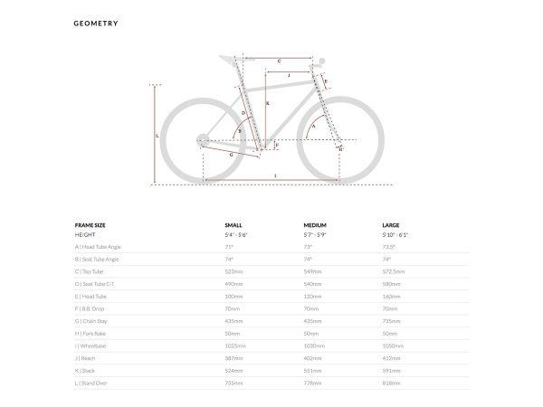 6KU Odyssey City Bike 8 Speed Lincoln Red-444