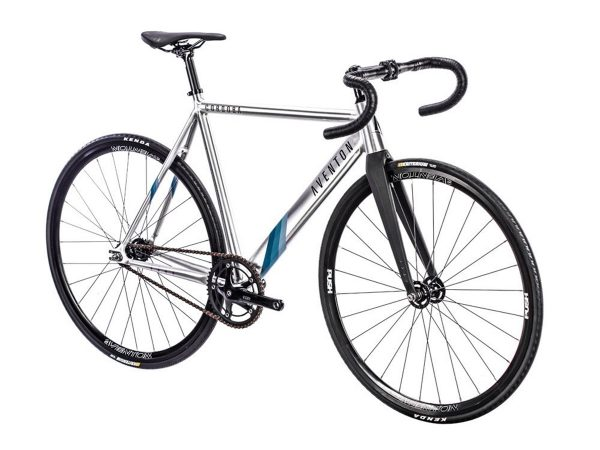 Aventon Cordoba Limited Edition Fixie Fiets Polished-2463