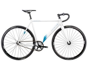Aventon Cordoba Limited Edition Fixie Fiets Wit-0