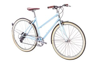 6KU Odessa City Bike 8 Speed Maryland Blue-520