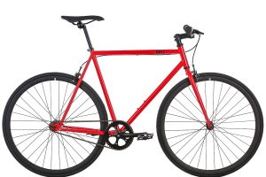 6KU Fixed Gear Bike - Cayenne