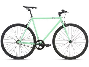 6KU Fixed Gear Bike - Milan 2