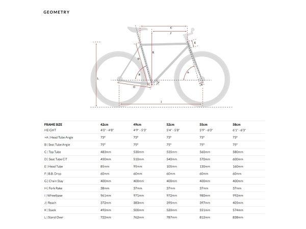 6KU Fixed Gear Bike - Cayenne-571