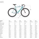 6KU Fixed Gear Track Bike White-644