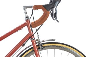 6KU Helen City Bike 16 Speed Rose Gold-504