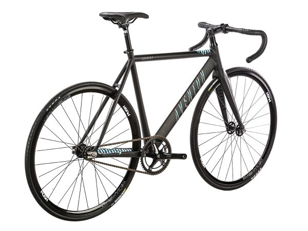 Aventon Cordoba 2018 Fixed Gear Black-863