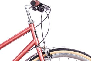 6KU Odessa City Bike 8 Speed Madison Gold-516