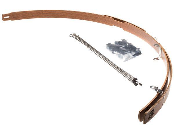 BLB Classic Wood Spatborden-0