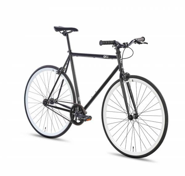 6KU Fixed Gear Bike - Shelby-647