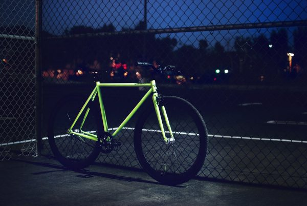 Pure Fix Glow Fixed Gear Bike Kilo-2471