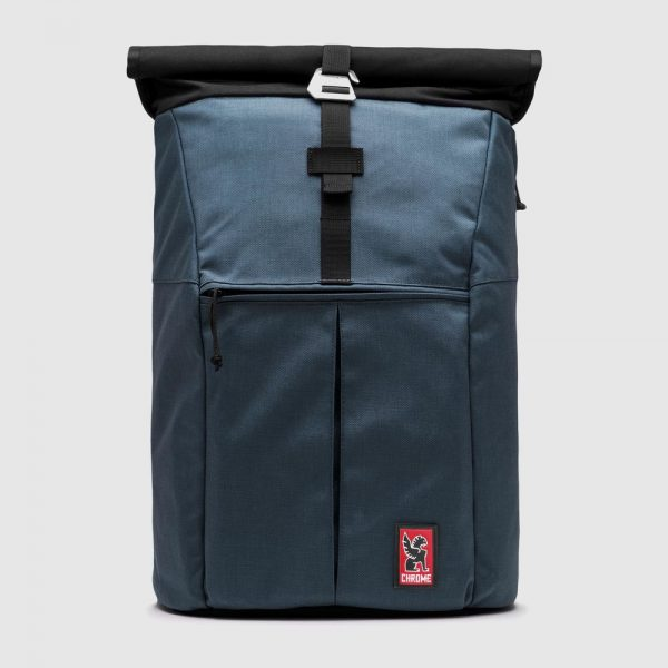 Chrome Industries Yalta 2.0 Nylon Backpack – Indigo-2008