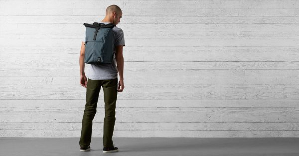 Chrome Industries Yalta 2.0 Nylon Backpack – Indigo-2010
