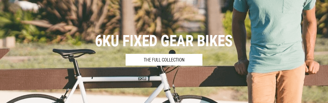 6KU all fixed gear bike collection