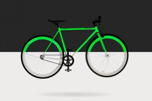 Pure Fix Glow Fixed Gear Bike Zulu-2428