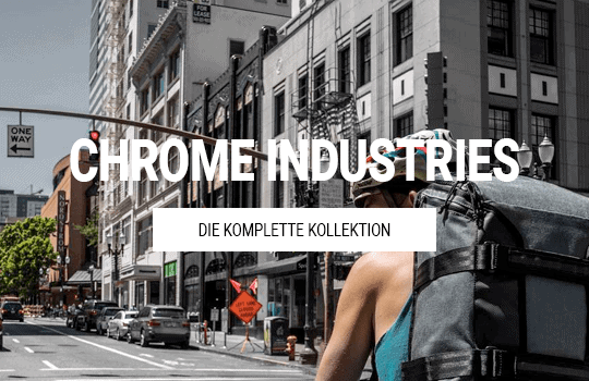 Chrome Industries volledige collectie
