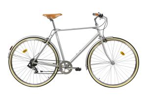Fabric Bike Stadsfiets Classic Grijs