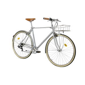 Fabric Bike City Bike Classic Grey-3110