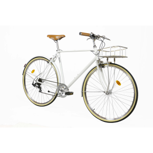 Fabric Bike City Bike Classic White-3107