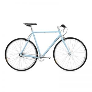 Finna Cycles Journey Stadsfiets 3 Speed Sky Blauw