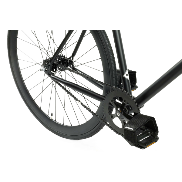 FabricBike Fixed Gear Bike – Fully Matt Black-2809