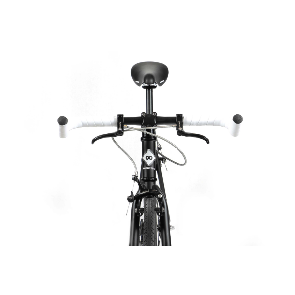 FabricBike Fixed Gear Bike – Fully Matt Black-2812