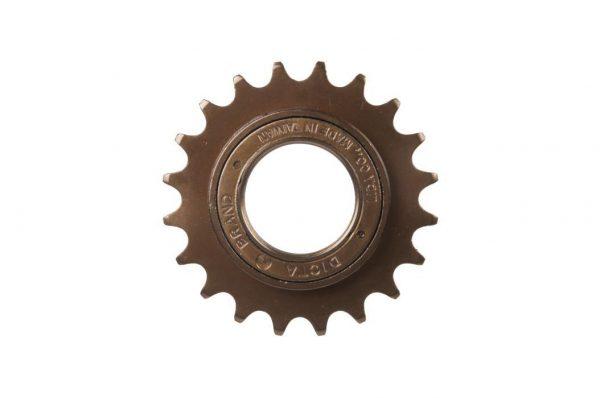 Hausmarke POLO Freewheel Brown-0