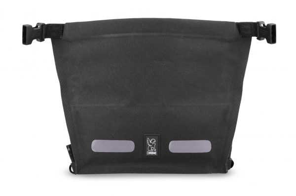 Chrome Industries Knurled Welder Handlebar Bag-4834