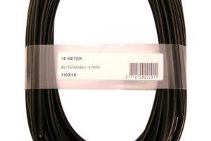XLC Buitenkabel 10M 5.5mm-0