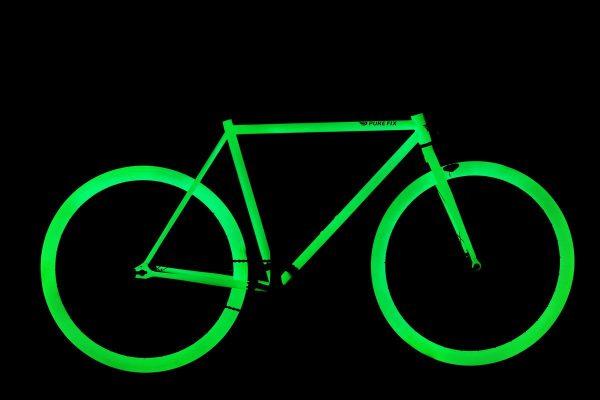Pure Fix Glow Fixed Gear Bike Zulu-2429