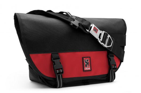 Chrome Industries Citizen Messenger Bag Red-0