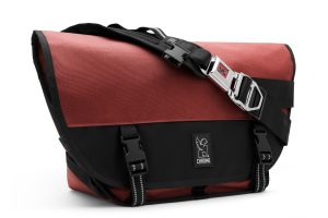 Chrome Industries Mini Metro Messenger Bag-Brick/Black-0