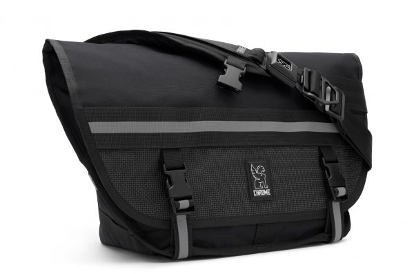 Chrome Industries Mini Metro Messenger Bag – Night/Black-0
