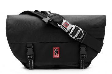 Chrome Industries Mini Metro Messenger Bag- Black/Black-5697