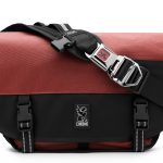 Chrome Industries Mini Metro Messenger Bag-Brick/Black-5717