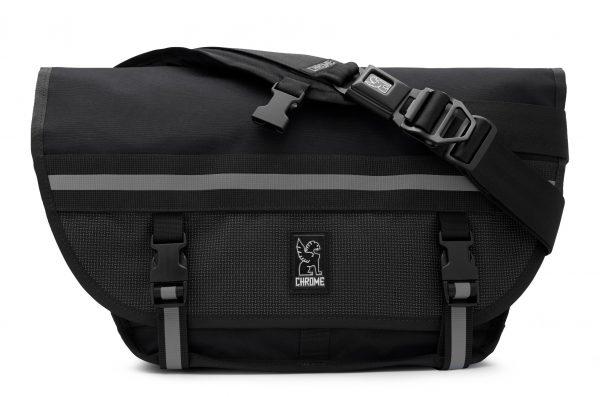 Chrome Industries Mini Metro Messenger Bag – Night/Black-5727
