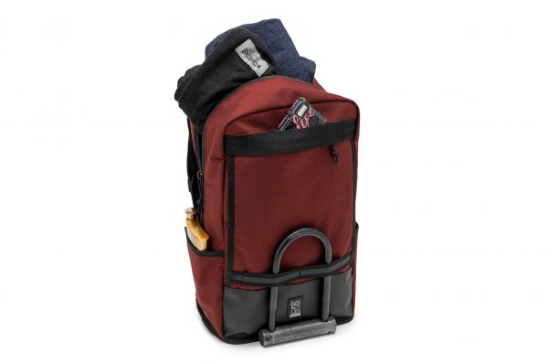 Chrome Industries Hondo Backpack - Brick/Black-5642