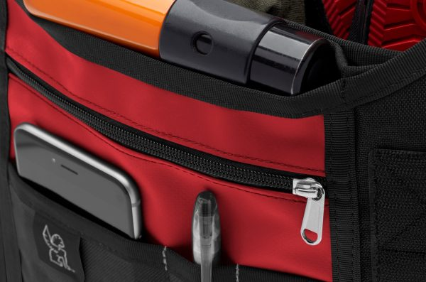 Chrome Industries Citizen Messenger Bag Red-7724