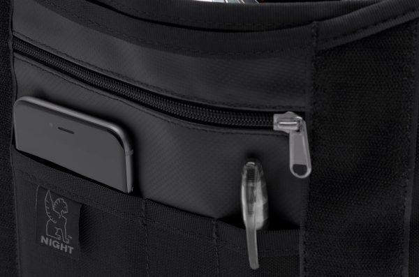 Chrome Industries Mini Metro Messenger Bag – Night/Black-5730